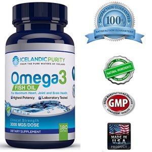 Omega 3 fish oil dietary supplements for maximum heart for Best quality fish oil