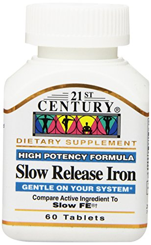 21st-Century-Slow-Release-Iron-Tablets-60-Count-0