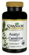 Acetyl-L-Carnitine-500-mg-100-Caps-by-Swanson-Premium-0