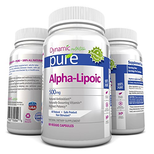 Alpha-Lipoic-Acid-Pure-Alpha-Lipoic-Naturally-Occurring-Universal-Vitamin-Antioxidant-500mg-60-Veggie-Capsules-Helps-Maintain-Healthy-Blood-Sugar-Levels-Recycles-Antioxidant-Nutrients-Such-As-Vitamin--0