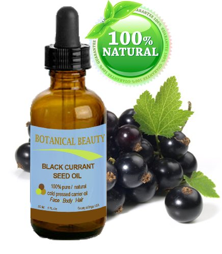 BLACK-CURRANT-SEED-OIL-100-Pure-Natural-Undiluted-Refined-Cold-Pressed-Carrier-oil-1-Floz-30ml-For-Skin-Hair-Lip-and-Nail-Care-One-of-the-richest-in-gamma-linolenic-acid-Omega-3-6-and-9-Essential-Fatt-0