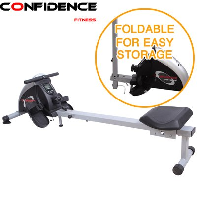 Confidence-Fitness-Folding-Magnetic-Resistance-Rowing-Machine-0