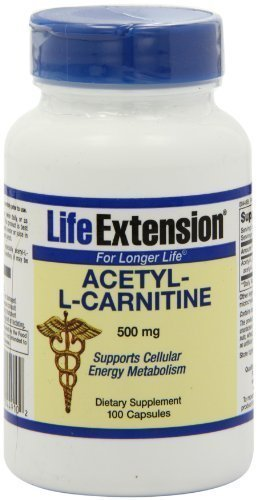 Life-Extension-Acetyl-L-carnitine-500mg-Capsules-100-Count-0