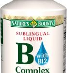 Natures-Bounty-Vitamin-B-Complex-Sublingual-Liquid-2-Ounce-Pack-of-4-0