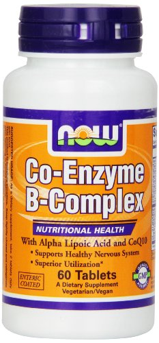 Now-Foods-Co-enzyme-B-complex-Tablets-60-Count-0