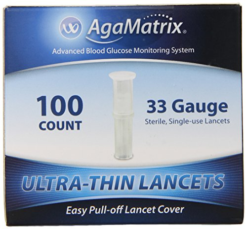 AgaMatrix-Lancets-33-Gauge-100-Count-Box-0