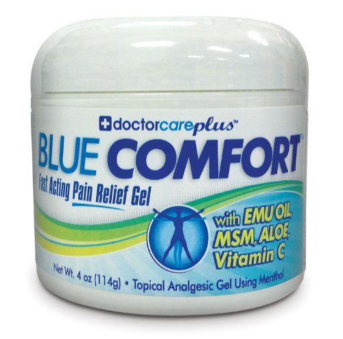 -Blue-Comfort-Super-Pain-Relief-Cream-W-Emu-Oil-4-oz-Anti-Inflammatory-Joint-Pain-Compound-Deep-Penetrants-for-Sufferers-of-Arthritis-Muscle-Pain-Carpal-Tunnel-Joint-Chronic-Tendonitis-Plantar-Fasciit-0
