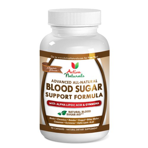 1-Blood-Sugar-Support-Supplement-Advanced-Blood-Sugar-Support-Formula-Formulated-with-All-Natural-Alpha-Lipoic-Acid-Chromium-Gymnema-Bitter-Melon-and-Other-Ingredients-to-Maintain-Healthy-Blood-Glucos-0
