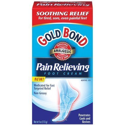 Gold-Bond-Pain-Relieving-Foot-Cream-4oz-Pack-of-4-0
