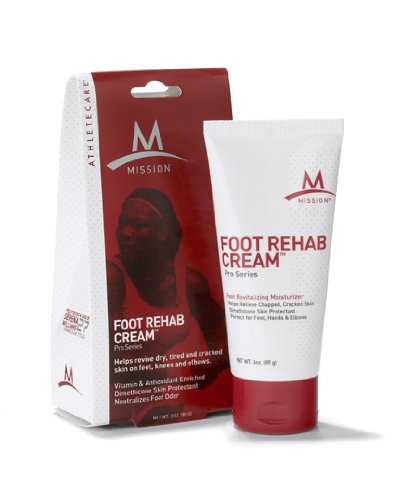 Mission-Athletecare-Foot-Rehab-Cream-3-Ounce-Tube-0