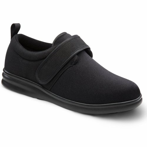 Dr-Comfort-Marla-Womens-Therapeutic-Diabetic-Extra-Depth-Shoe-Black-9-X-Wide-XW4E-Velcro-0