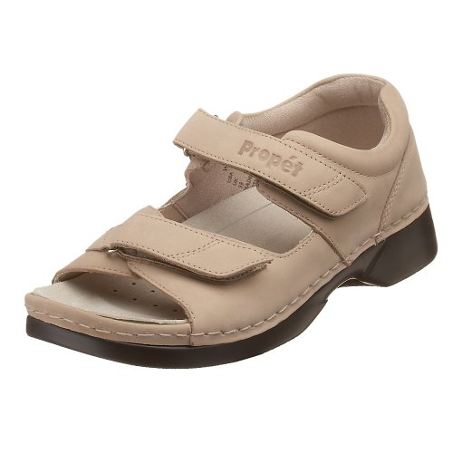 Propet-Womens-W0089-Pedic-Walker-SandalDusty-Taupe-Nubuck10-W-US-Womens-10-D-0
