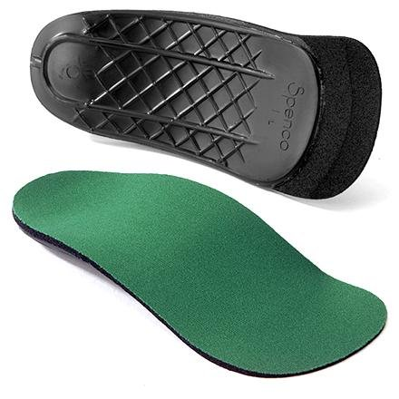 SPENCO-34-LENGTH-ORTHOTIC-ARCH-SUPPORTS-SIZE-2-M-6-7-W-7-8-0