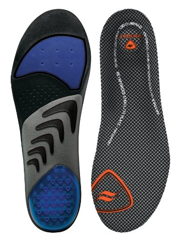 Spenco Rx Orthotic Arch Support 3//4 Length Shoe Insoles Women/'s 9-10.5//Men/'s 8