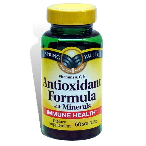 Spring-Valley-Antioxidant-60-Count-0