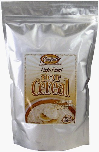 Apple-Cinnamon-Sugar-Free-High-Fiber-Hot-Cereal-14-oz-bag-by-Sensato-Foods-0