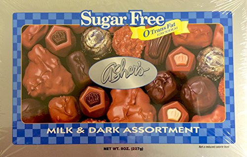 Ashers-Sugarfree-Milk-Dark-Chocolate-Assortment-8oz-Gift-Box-0