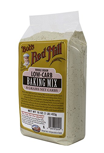 Bobs-Red-Mill-Low-Carb-Baking-Mix-16-Ounce-Packages-Pack-of-4-0