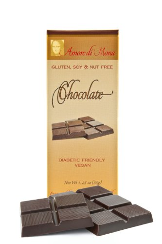 Case-of-15-Amore-di-Mona-Luxury-Dark-Chocolate-Bars-Vegan-Free-of-Gluten-Peanuts-Tree-Nuts-Milk-Soy-All-Natural-Allergen-Friendly-Diabetic-Friendly-0