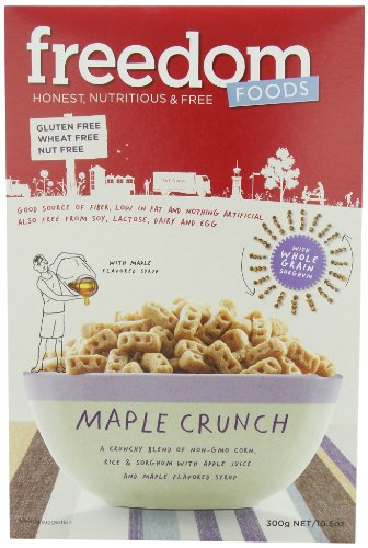 Freedom-Foods-Ultra-Maple-Rice-Crunch-105-Ounce-Boxes-Pack-of-5-0