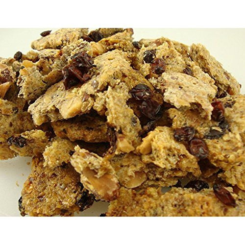 Low-Carb-Granola-Cereal-Berry-Almond-Fresh-Baked-All-Natural-Gluten-Free-No-Sugar-High-Protein-Diabetic-Friendly-LC-Foods-0